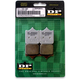 Sintered Metal Brake Pads - SDP509HH