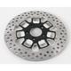 Front 11.5 in. Slam Two-Piece Contrast-Cut Brake Rotor - 01331522SLMSSBM