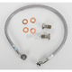 Stainless Steel Sportbike/Cruiser Brake Line Kit - KW28691RC