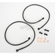 Carboline Sportbike/Cruiser Brake Line Kit - SU2579-2FBK