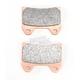 GPFA Race Sintered Metal Brake Pads - GPFA244HH