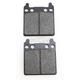 Semi-Metallic Brake Pads for Custom Calipers - 1721-1348