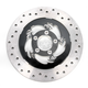11.5 Inch Savage Eclipse Floating Two-Piece Brake Rotor - ZSS11585E-RF2K