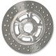 11.5 Inch Nitro Floating Two-Piece Brake Rotor - ZSS11592C-R2K