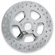 11 1/2 Inch Nitro One-Piece Brake Rotor - ZSS115-92C