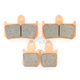 RJL High-Performance Brake Pads - VD277RJL