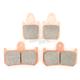 Sintered Metal Brake Pads - VD277JL