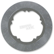 300mm Front Chrome Lug-Drive Brake Rotor - NVLD-300FCVROC