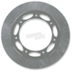 300mm Front Chrome Lug-Drive Brake Rotor - NVLD-300FCSEOC