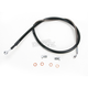 Xtreme Stainless Steel Front Brake Line Kit - 64033BK
