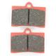 Semi-Sintered V Brake Pads - FA95V