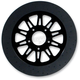 11.5 in. Rear Black Omega Lug-Drive Brake Rotor - NVLD-115RB10SA