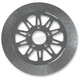 11.8 in. Front Chrome Omega Lug-Drive Brake Rotor - NVLD-118FC10SC