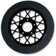 11.8 in. Front Black Gemini Lug-Drive Brake Rotor - NVLD-118FB20SA