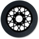11.8 in. Rear Black Gemini Lug-Drive Brake Rotor - NVLD-118RB20SA