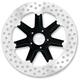 Front 13 in. Morris Two-Piece Black Ops Brake Rotor - 01333015MRSLSMB