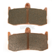 Double-H Sintered Metal Brake Pads - FA491HH