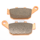 Double-H Sintered Metal Brake Pads - FA496HH