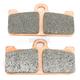GPFA-HH Race Sintered Metal Brake Pads - GPFA218/2HH