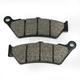 Street Ceramic Brake Pads - 674HF