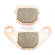 SI Sintered Metal Compound Brake Pads - 544SI