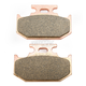 SI Sintered Metal Compound Brake Pads - 632SI