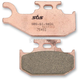 SI Sintered Metal Compound Brake Pads - 754SI
