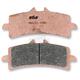 StreetExcel Sintered Metal Brake Pads - 841HS
