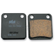 SI Sintered Metal Compound Brake Pads - 536SI