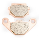 LS StreetExcel Sintered Metal Brake Pads - 586LS