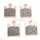 HS StreetExcel Sintered Metal Brake Pads - 788HS