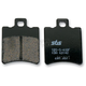 Street Ceramic Brake Pads - 697HF