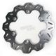 Rear Stainless Vee Brake Rotor - VR4015