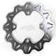 Rear Stainless Vee Brake Rotor - VR4138
