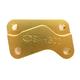 Brake Caliper Relocation Bracket for the SuperMoto Brake Rotor - BRK016