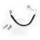 Rear Standard Length ABS Black Vinyl Brake Line Kit - 1741-3782