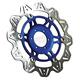 Front Blue Vee Brake Rotor - VR2089BLU