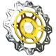 Front Gold Vee Brake Rotor - VR640GLD