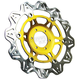 Front Gold Vee Brake Rotor - VR647GLD