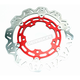Front Red Vee Brake Rotor - VR3098RED