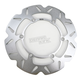 Rear Stainless CX Extreme Vee Brake Rotor - MD6035CX