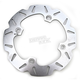 Rear Stainless CX Extreme Vee Brake Rotor - MD6110CX