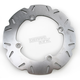 Rear Stainless CX Extreme Vee Brake Rotor - MD6232CX