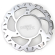 Front Stainless CX Extreme Vee Brake Rotor - MD6243CX
