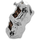 Radial Mount Chrome Right Caliper - 0052-2406-CH