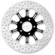 11.8 in. Rear Revel Platinum Cut Two-Piece Brake Rotor - 01331802RELSBMP