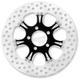 11.8 in. Rear Virtue Platinum Cut Two-Piece Brake Rotor - 01331802VIRSBMP