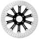 13 in. Front Revel Platinum Cut Two-Piece Brake Rotor - 01333015RELSBMP