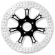 13 in. Front Virtue Platinum Cut Two-Piece Brake Rotor - 01333015VIRSBMP