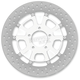 11.5 in. Front Chrome Raider Two-Piece Brake Rotor - 01331522RRDSSCH